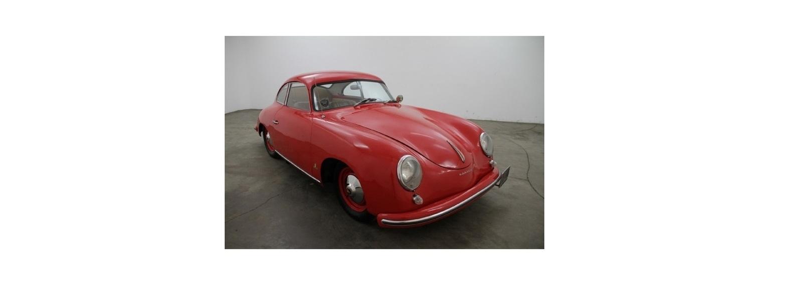 356 Pre A Knickscheibe Avtomobili Clanov Porsche Klub