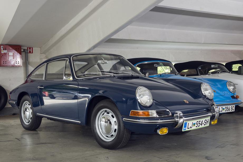 912 Avtomobili Clanov Porsche Klub Slovenija