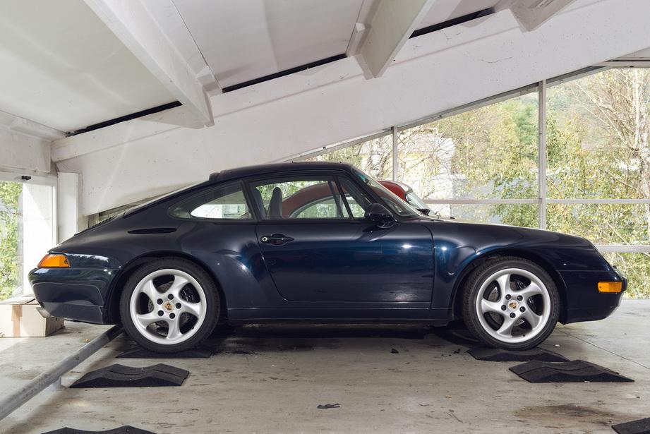 993 Carrera Avtomobili Clanov Porsche Klub Slovenija