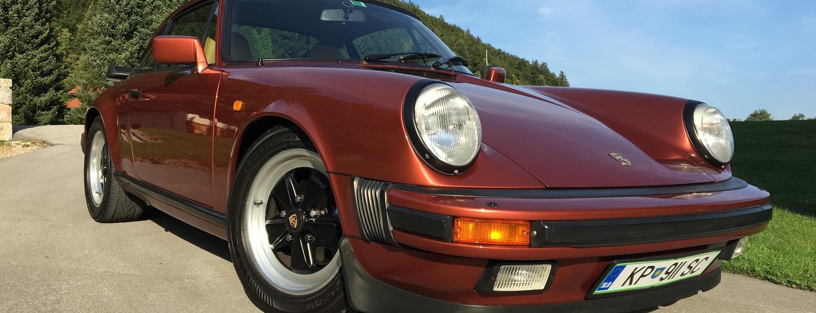 911 Sc Avtomobili Clanov Porsche Klub Slovenija